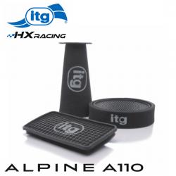 Filtre à air ITG by HX Racing pour Alpine A110 1.8T HMP-572
