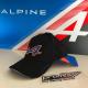 Casquette Alpine Noir Officielle
