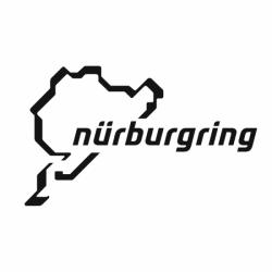Sticker Nurburgring 1