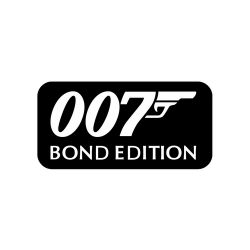Sticker Aston Martin Bond Edition