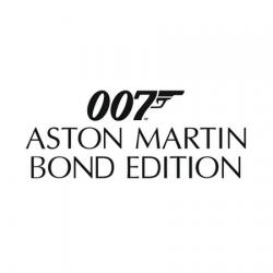 Sticker Aston Martin Bond Edition Plein