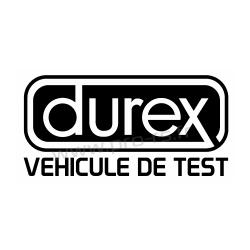 Sticker Durex