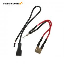 Kit câblage TURN ONE pour suppression airbag sur moyeu de volant