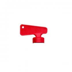 Clef pour coupe-circuit mécanique 6 pôles à clef
